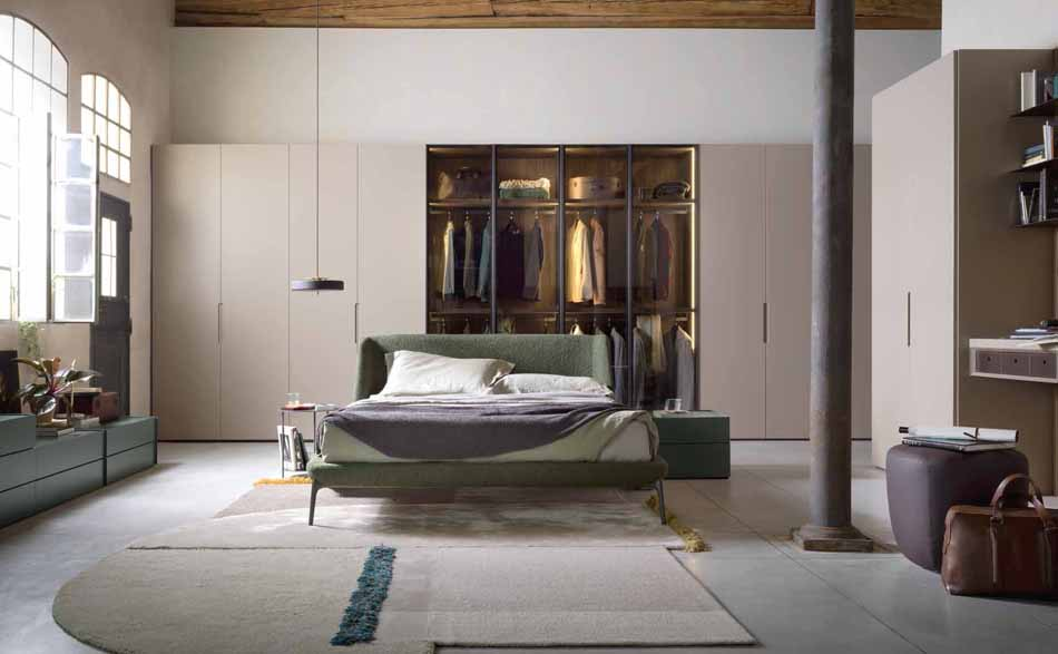 Novamobili 04 Notte Collection – Bergamo Arredamenti