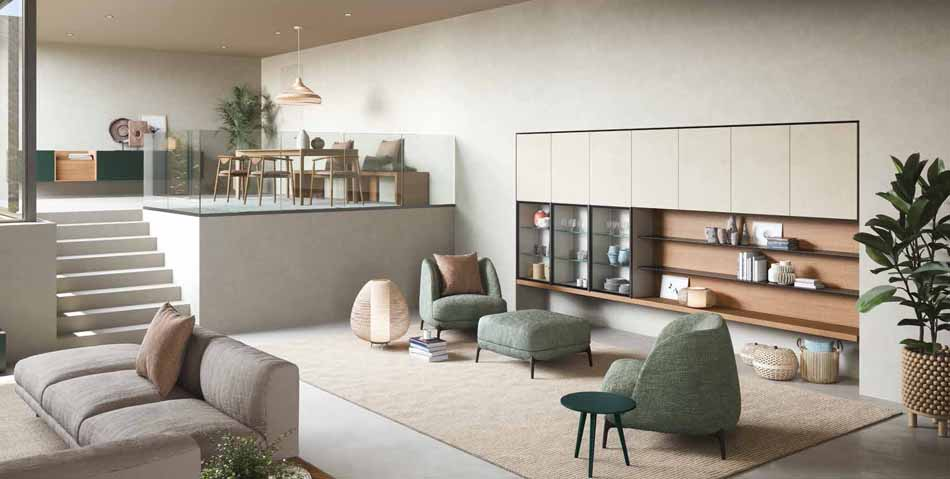 Novamobili 06 Living Collection – Bergamo Arredamenti