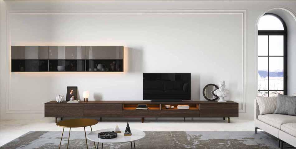 Novamobili 07 Living Collection – Bergamo Arredamenti