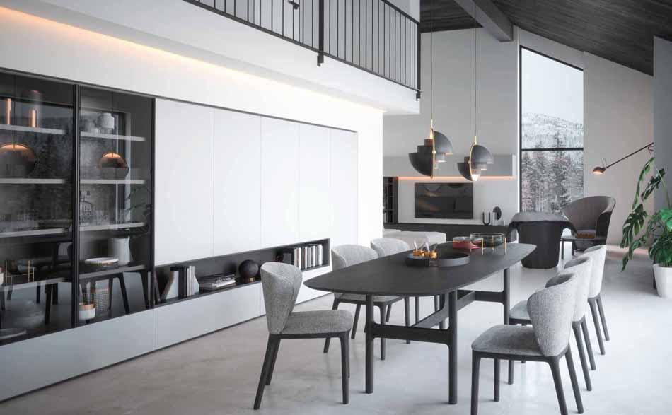 Novamobili 11 Living Collection – Bergamo Arredamenti