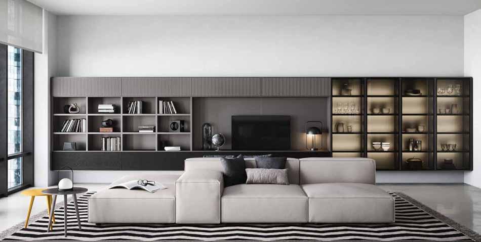 Novamobili 12 Living Collection – Bergamo Arredamenti