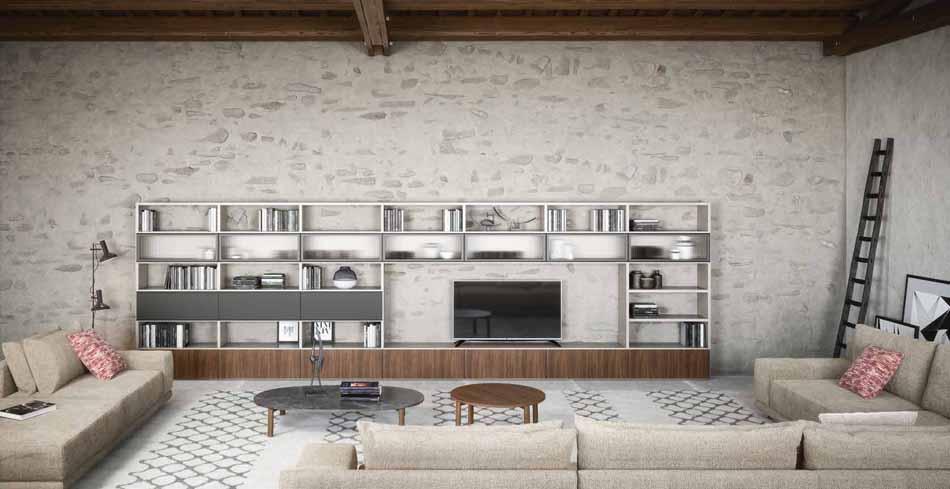 Novamobili 14 Living Collection – Bergamo Arredamenti