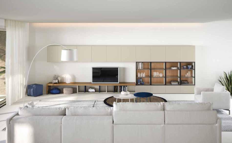 Novamobili 15 Living Collection – Bergamo Arredamenti