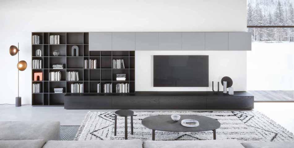 Novamobili 16 Living Collection – Bergamo Arredamenti