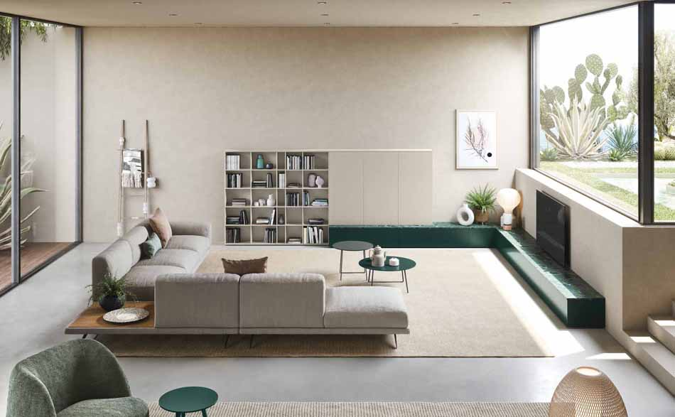 Novamobili 17 Living Collection – Bergamo Arredamenti