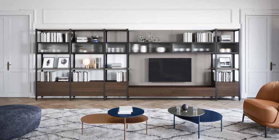 Novamobili 18 Living Collection – Bergamo Arredamenti