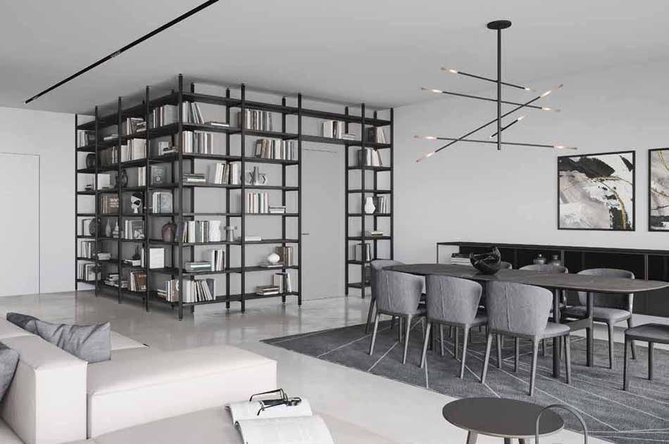 Novamobili 19 Living Collection – Bergamo Arredamenti