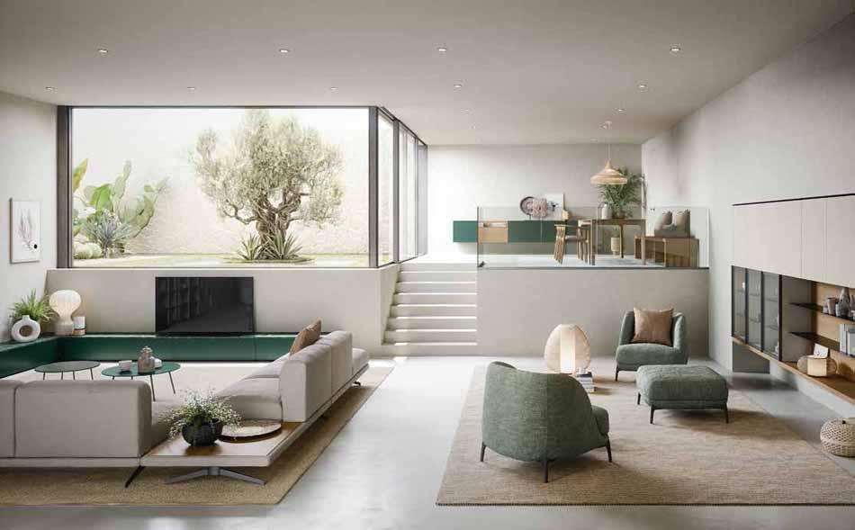 Novamobili 21 Living Collection – Bergamo Arredamenti