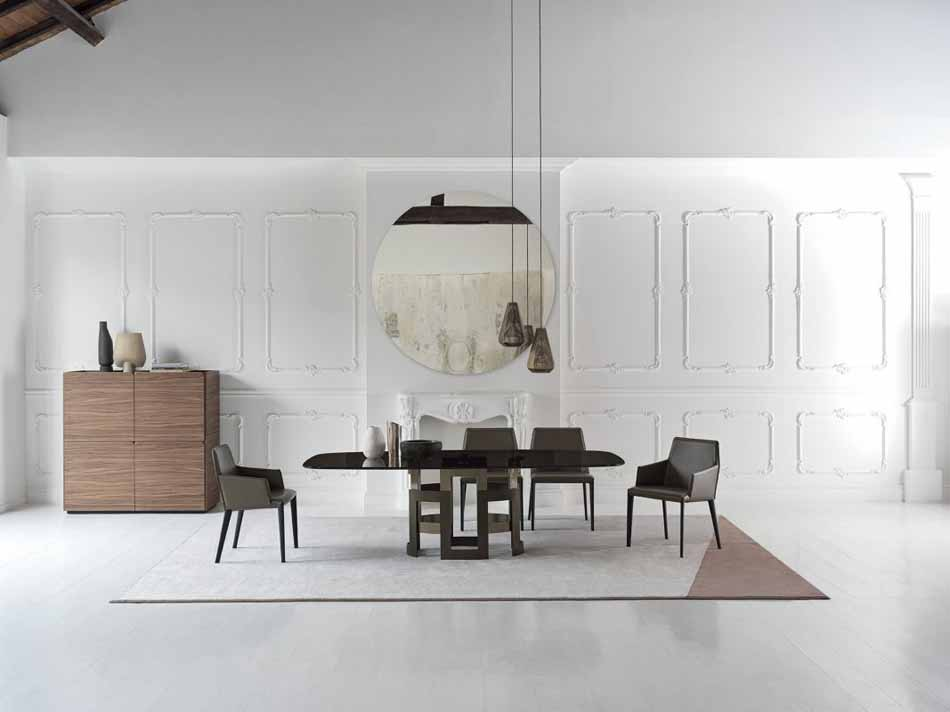 Tavoli Bontempi – 01 Imperial – Bergamo Arredamenti