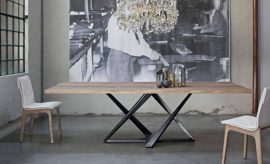 Tavoli Bontempi – 02 Millenium – Bergamo Arredamenti
