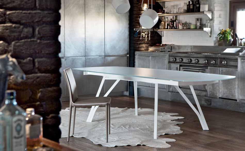 Tavoli Bontempi – 02 Wonder – Bergamo Arredamenti