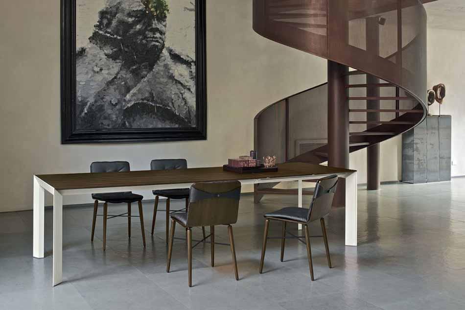 Tavoli Bontempi – 03 Genio – Bergamo Arredamenti
