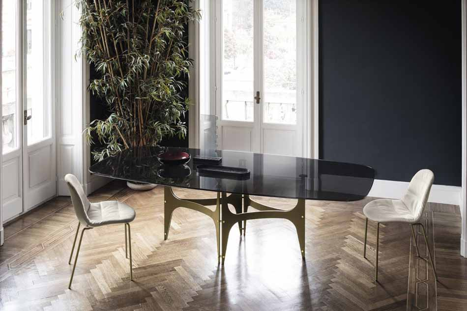 Tavoli Bontempi – 03 Universe – Bergamo Arredamenti