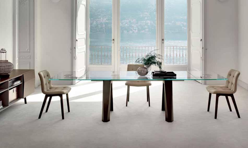 Tavoli Bontempi – 04 Aron – Bergamo Arredamenti