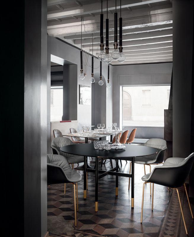 Tavoli Bontempi – 04 Glamour – Bergamo Arredamenti