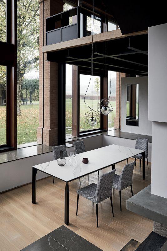 Tavoli Bontempi – 04 Mirage – Bergamo Arredamenti