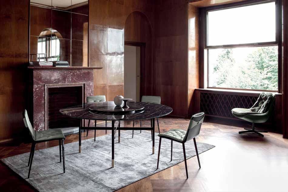 Tavoli Bontempi – 05 Glamour – Bergamo Arredamenti