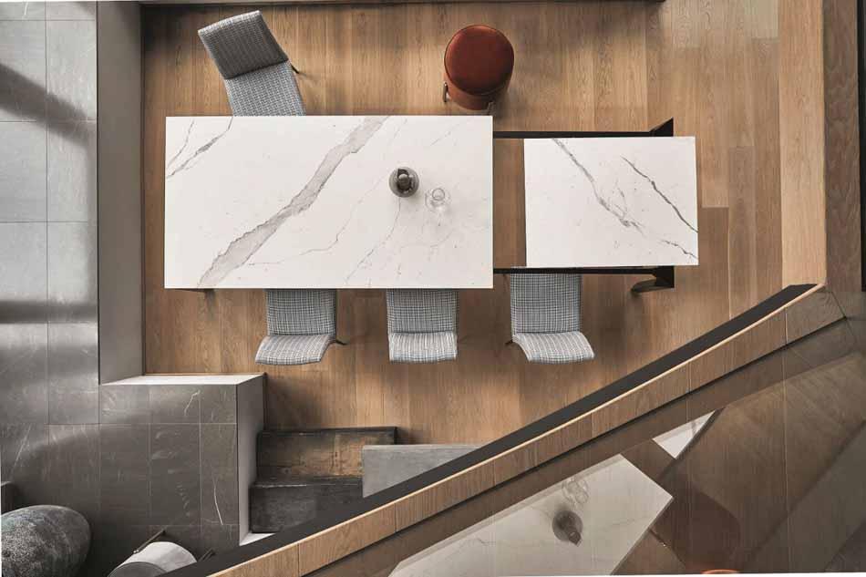 Tavoli Bontempi – 05 Mirage – Bergamo Arredamenti