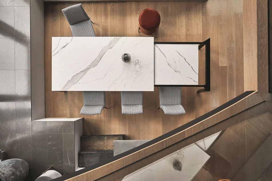 Tavoli Bontempi – 06 Mirage – Bergamo Arredamenti