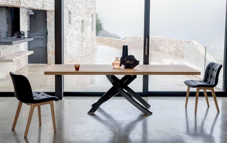 Tavoli Bontempi – 09 Artistico – Bergamo Arredamenti