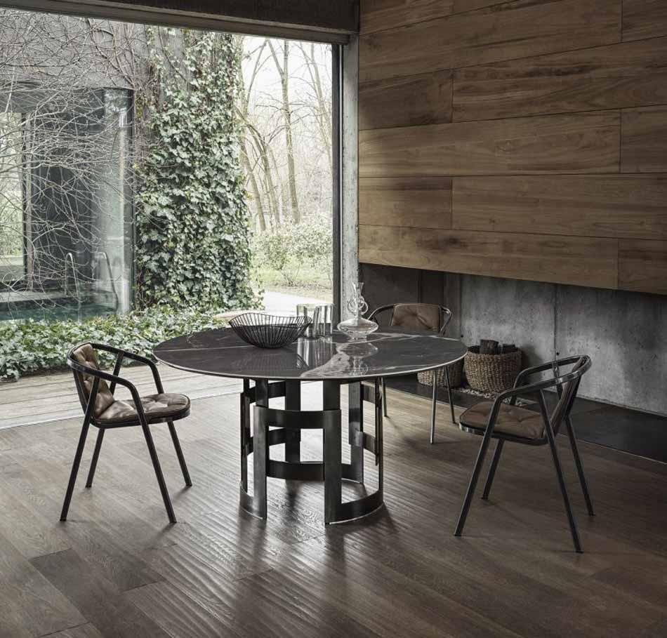 Tavoli Bontempi – 09 Imperial – Bergamo Arredamenti