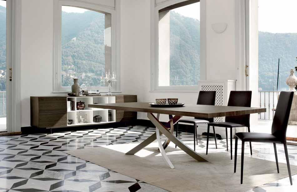 Tavoli Bontempi – 10 Artistico – Bergamo Arredamenti