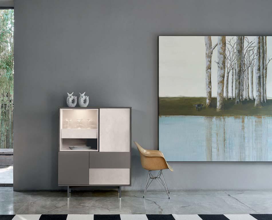 Sangiacomo 06 Madie Moderne – Bergamo Arredamenti