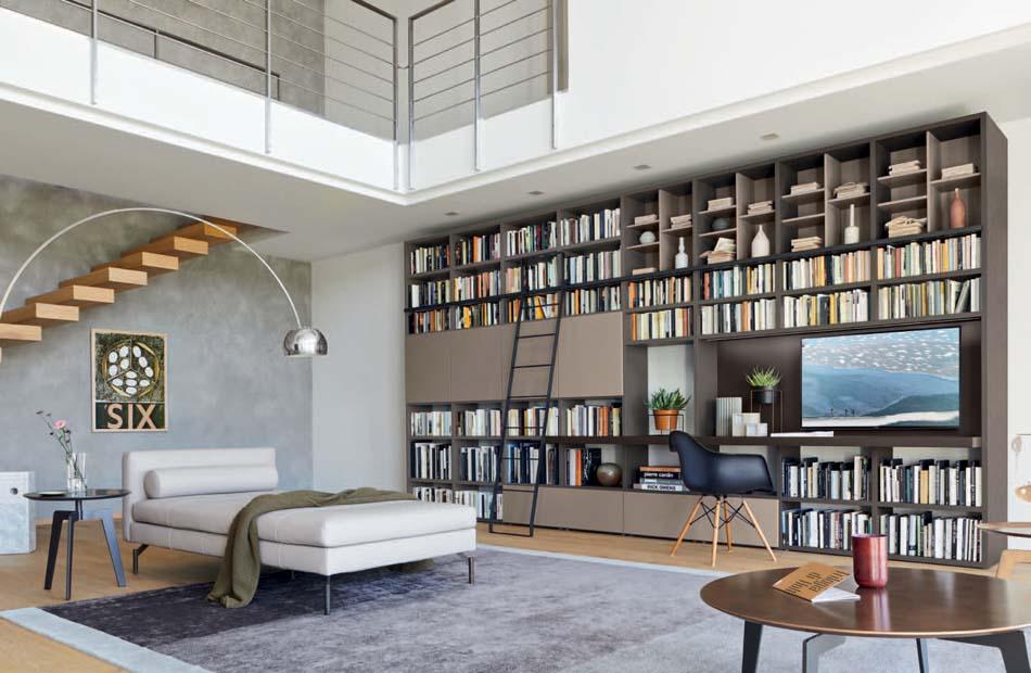 Sangiacomo 08 Libreria Moderna – Bergamo Arredamenti