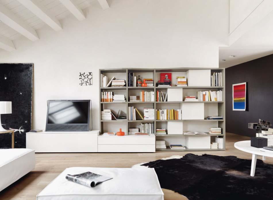 Sangiacomo 14 Libreria Moderna – Bergamo Arredamenti