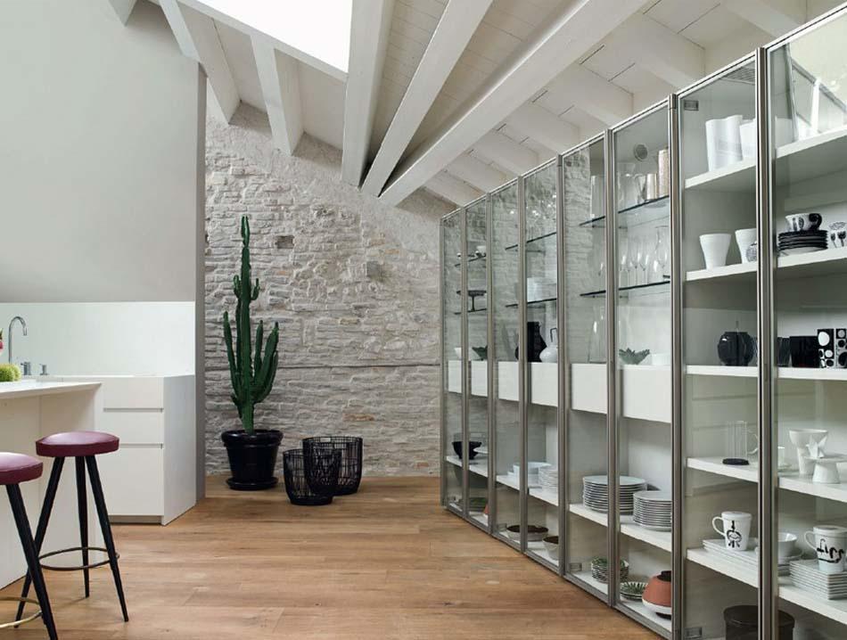 Sangiacomo 17 Libreria Moderna – Bergamo Arredamenti