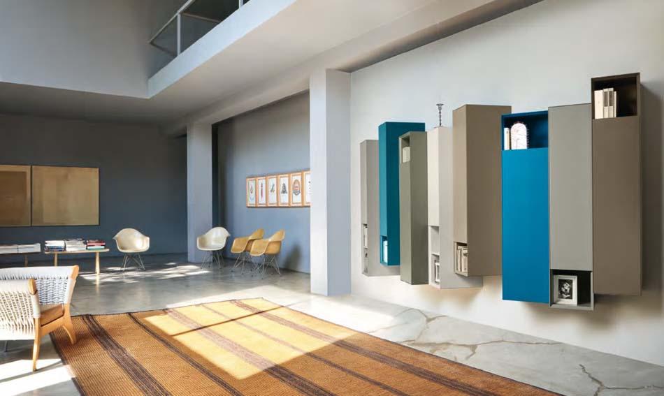 Sangiacomo 20 Madie Moderne – Bergamo Arredamenti