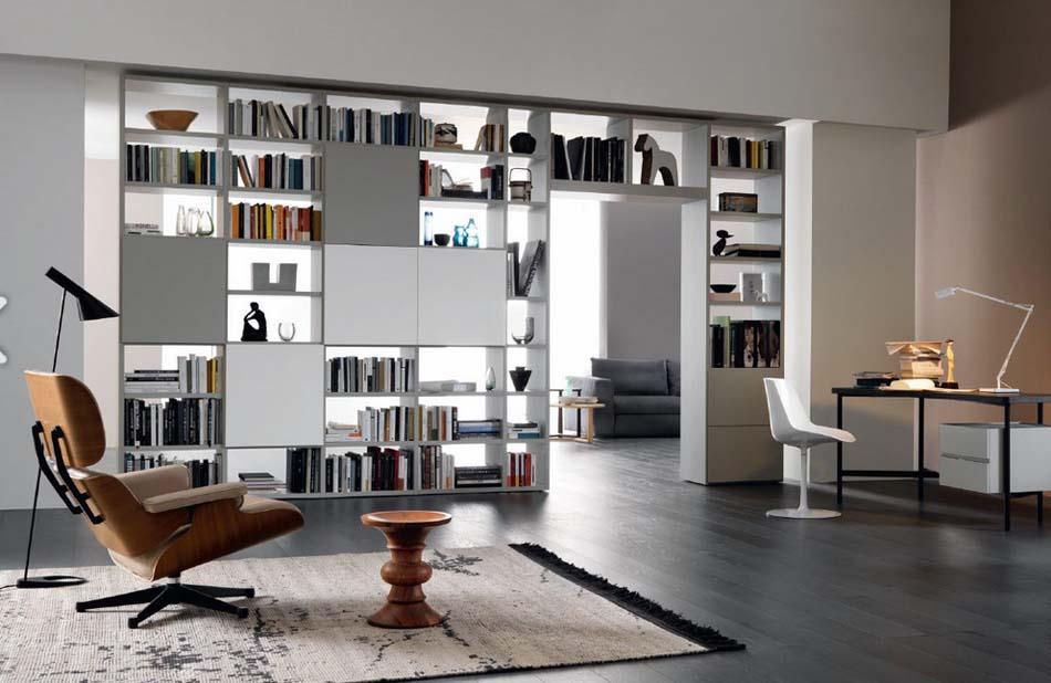 Sangiacomo 21 Libreria Moderna – Bergamo Arredamenti