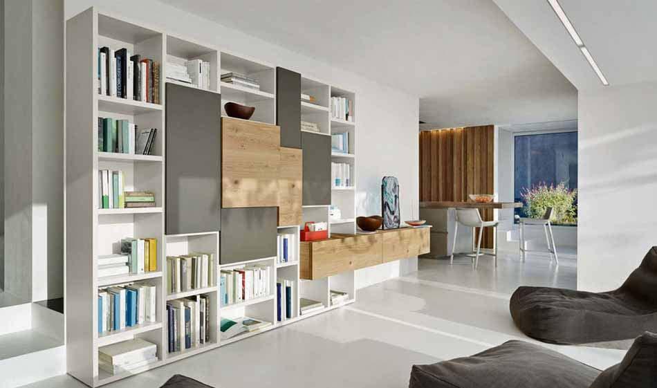Sangiacomo 22 Libreria Moderna – Bergamo Arredamenti