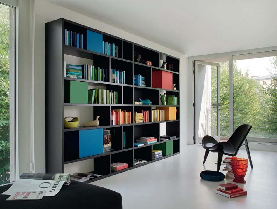 Sangiacomo 25 Libreria Moderna – Bergamo Arredamenti