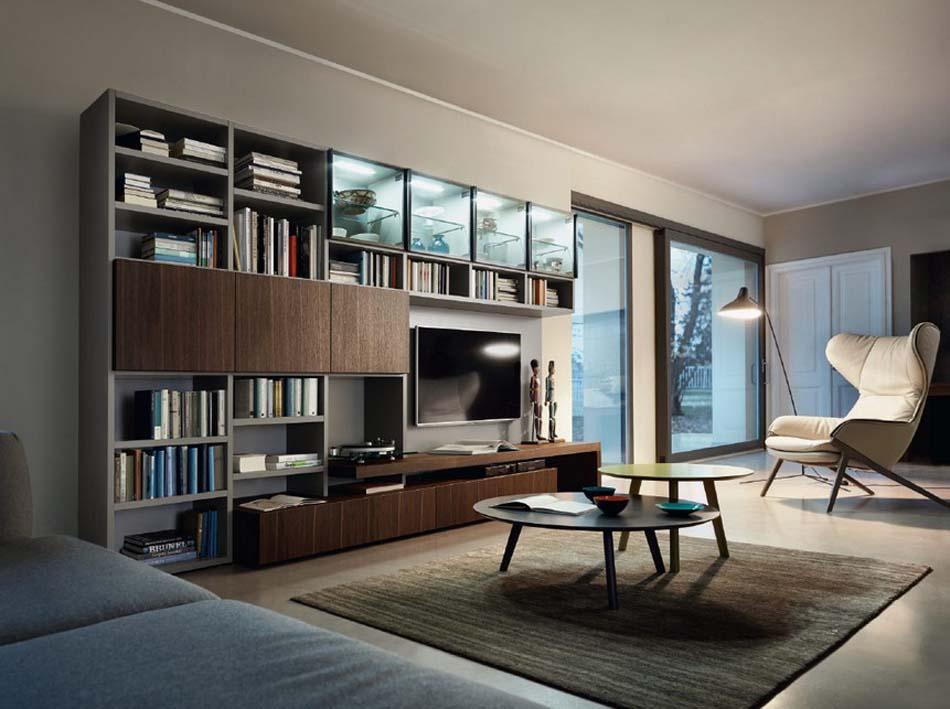 Sangiacomo 27 Libreria Moderna – Bergamo Arredamenti