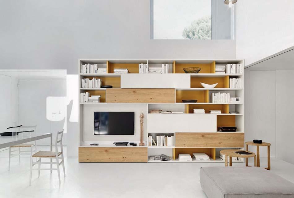 Sangiacomo 28 Libreria Moderna – Bergamo Arredamenti