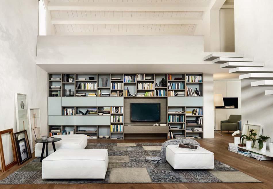 Sangiacomo 30 Libreria Moderna – Bergamo Arredamenti
