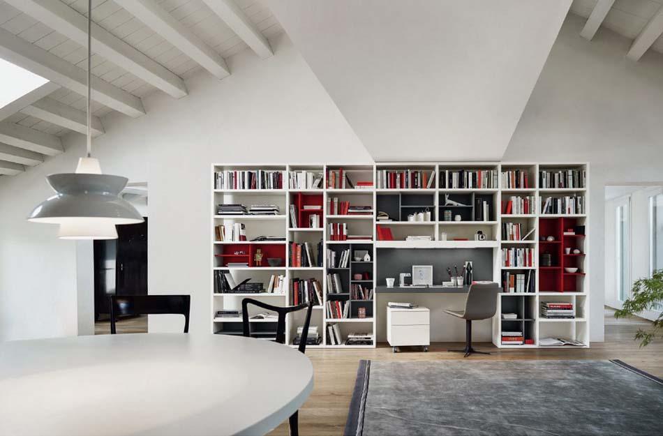 Sangiacomo 32 Libreria Moderna – Bergamo Arredamenti