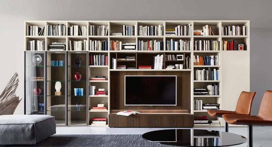Sangiacomo 33 Libreria Moderna – Bergamo Arredamenti