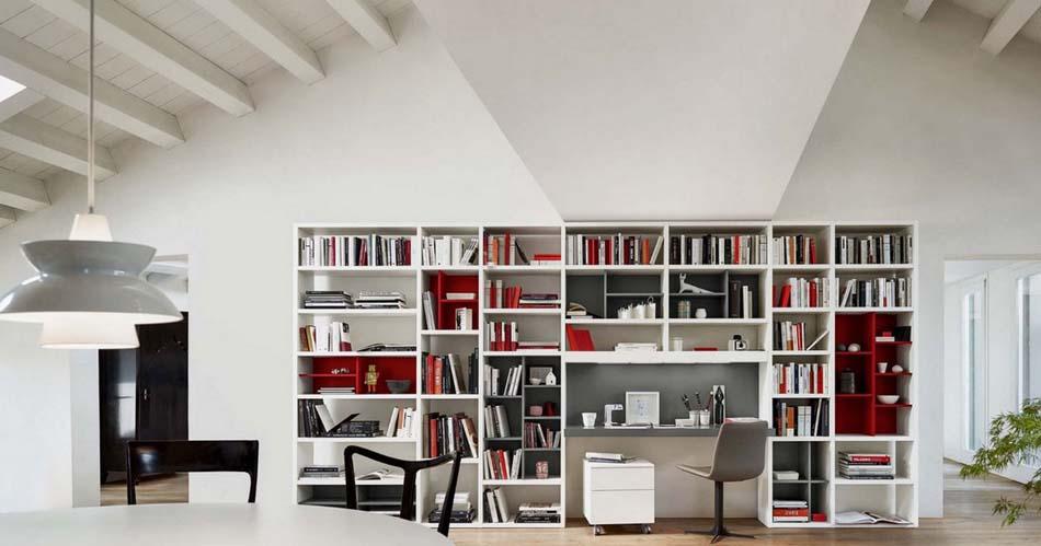 Sangiacomo 35 Libreria Moderna – Bergamo Arredamenti