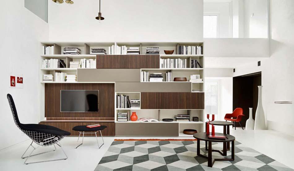 Sangiacomo 37 Libreria Moderna – Bergamo Arredamenti