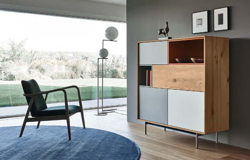 Sangiacomo 40 Madie Moderne – Bergamo Arredamenti