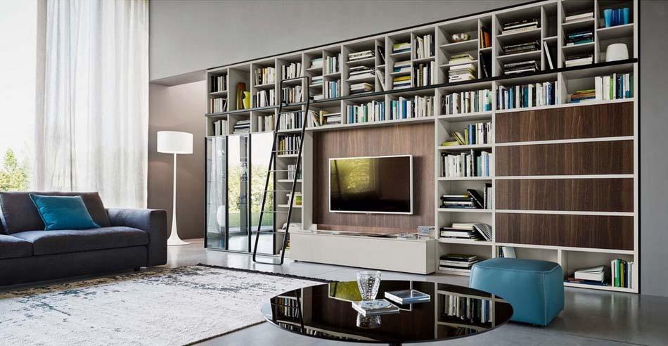 Sangiacomo 41 Libreria Moderna – Bergamo Arredamenti
