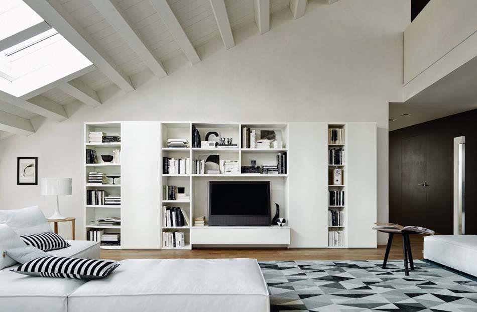 Sangiacomo 43 Libreria Moderna – Bergamo Arredamenti